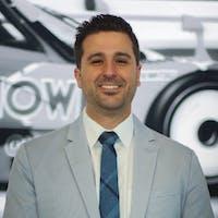 Aaron Tringuk at Patrick Mazda