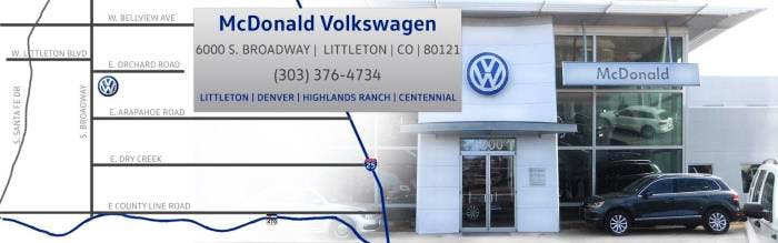 McDonald Volkswagen, Littleton, CO, 80121