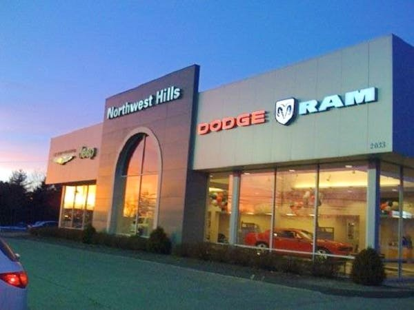 Northwest Hills Chrysler Jeep Dodge Ram, Torrington, CT, 06790