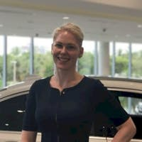 Stephanie  Dittemore at Lauderdale BMW of Pembroke Pines