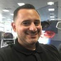Fabrizzio Rosero at Lauderdale BMW of Pembroke Pines