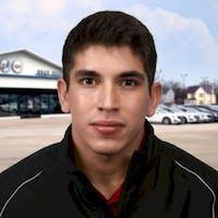 Jeffrey Rangel at Brad Deery Motors