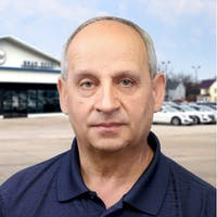 Safo Ibraimi at Brad Deery Motors