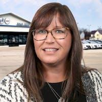 Debra Schrader at Brad Deery Motors