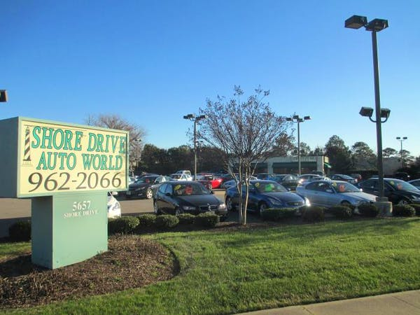 Shore Drive Auto World, Virginia Beach, VA, 23455