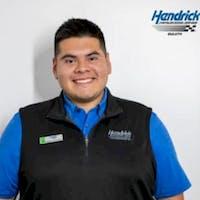 Gerardo Hernandez at Rick Hendrick Chrysler Dodge Jeep RAM Duluth
