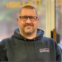 Sean Connolly at Harbro Sales & Service Inc - Service Center