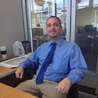 Jose Rivera at Courtesy Nissan of Tampa