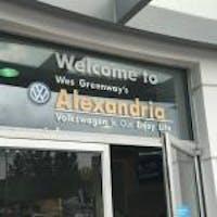 Sorrell Carter at Alexandria Volkswagen