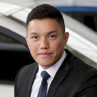 Ricko Lau at Toronto Hyundai