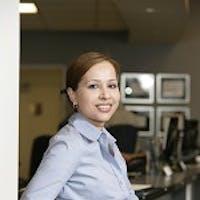 Rovena Gaffar at Toronto Hyundai - Service Centre