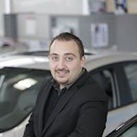 Daniel Gaetano at Toronto Hyundai