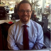 Christopher Gunst at Rockland Chrysler Dodge Jeep RAM