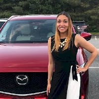 Krystal Miller at Wellesley Mazda