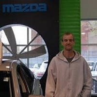 Jeff Scott at Wellesley Mazda - Service Center