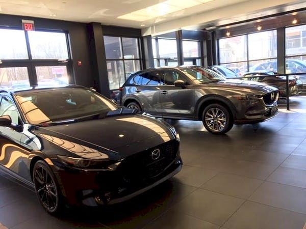 Wellesley Mazda, Wellesley, MA, 02482
