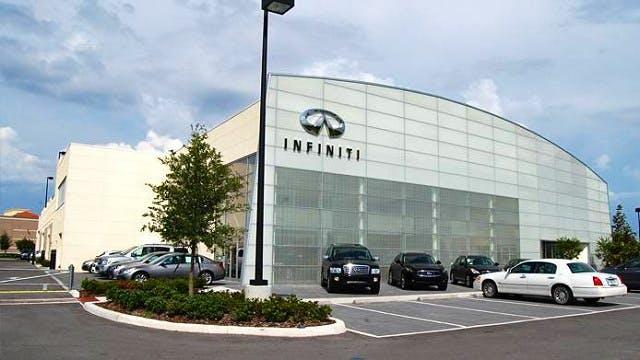 Orlando INFINITI/Jaguar/Aston Martin/Lotus, Orlando, FL, 32839