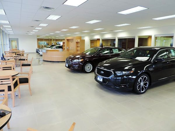 Fall River Ford >> First Ford Ford Used Car Dealer Service Center