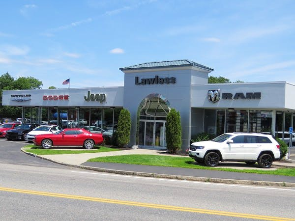 Lawless Chrysler Dodge Jeep Ram, Woburn, MA, 01801