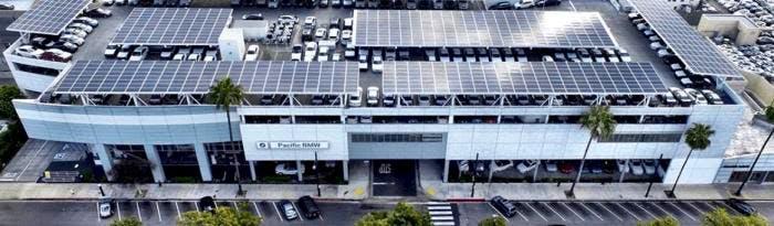 Pacific BMW, Glendale, CA, 91204