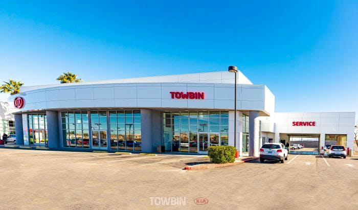 Towbin Kia, Henderson, NV, 89014