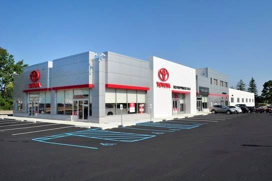 DCH Wappingers Falls Toyota, Wappingers Falls, NY, 12590