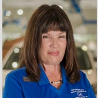 Jackie Panettiere at Courtesy Palm Harbor Honda