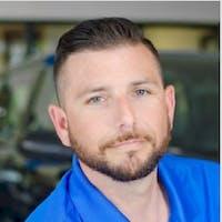 David Keller at Courtesy Palm Harbor Honda