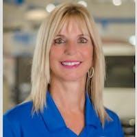 Sandra Youngman at Courtesy Palm Harbor Honda