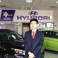 Paul Paik at Paramus Hyundai