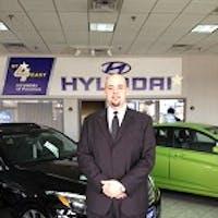 Brian Gombocz at Paramus Hyundai