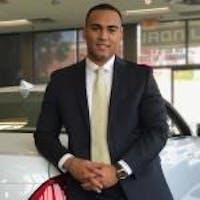 Brandon Martinez at Paramus Hyundai