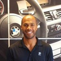 Terrence Savoy at BMW of Towson