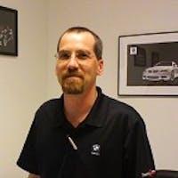 Dan Mabe at BMW of Towson