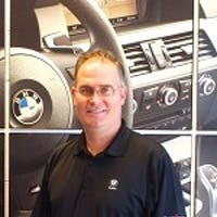 Richard Strickland at BMW of Towson