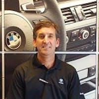 Jack  Saneman at BMW of Towson
