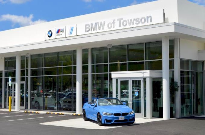 BMW of Towson, Towson, MD, 21204