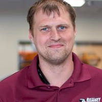 Mathew Dissinger at Ramsey Subaru