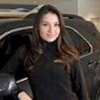 Jamila Dadashova at DeNooyer Chevrolet