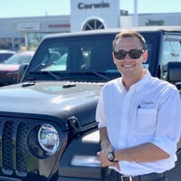 Dylan Clemens at Corwin Chrysler Dodge Jeep RAM