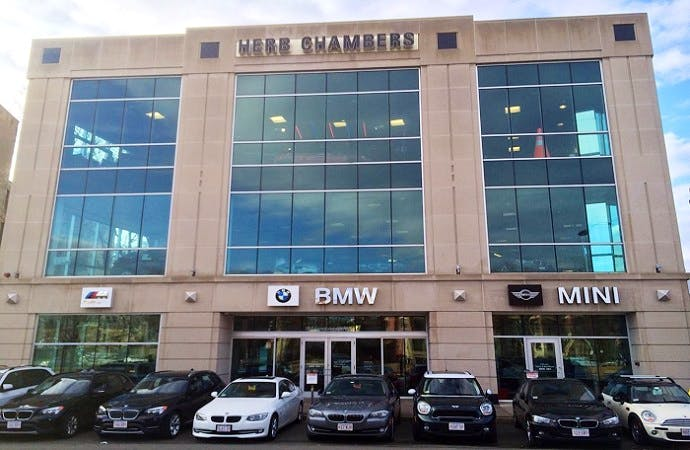 Herb Chambers BMW of Boston, Boston, MA, 02134