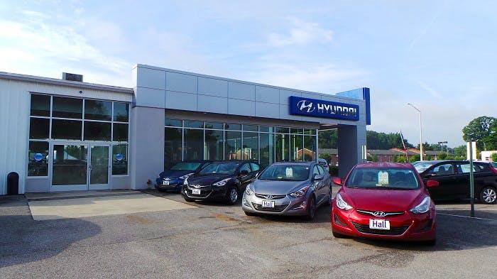 Hall Hyundai Newport News, Newport News, VA, 23608