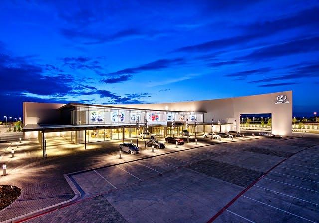 Park Place Lexus Plano, Plano, TX, 75024