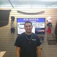 Tony Ramos at Joe Rizza Acura