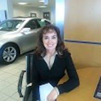 Denise  Manikouras at Joe Rizza Acura