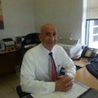 Pat  Dazzo at Joe Rizza Acura