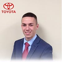 Michael Domingos at Bristol Toyota