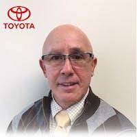 Bob Medeiros at Bristol Toyota