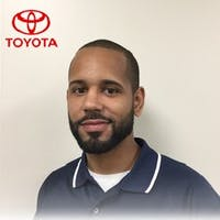 Jose Abreu at Bristol Toyota