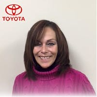 Sharon Jorde at Bristol Toyota